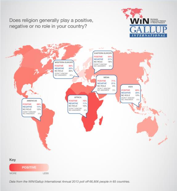 Religion-Map